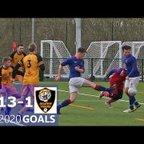GOALS | Bangor 1876 vs Ogwen Tigers 8/2/2020
