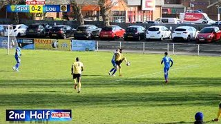 Spalding United v Loughborough Dynamo
