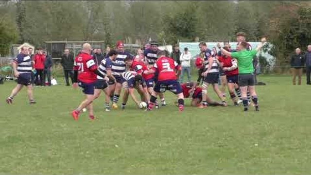 Grove vs Banbury Highlights