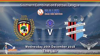 HIGHLIGHTS - Lingfield FC v AFC Uckfield Town - League - 26-12-2018
