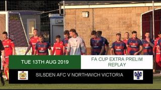 [NVTV] [FACUP] Silsden AFC v Northwich Victoria Replay [HIGHLIGHTS]