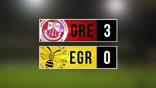 MATCH HIGHLIGHTS: Greenwich Borough vs East Grinstead