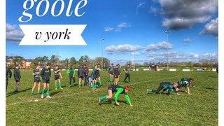 24 March 2019 - Goole 7 v 42 York (u15s)