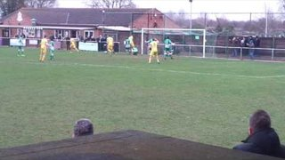 Great Wakering Rovers 2-2 Soham Town Rangers.  Ryman Isthmian Division 1 North.  Sat25Feb2017