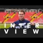 Nicholson on re-signing for a third season | Interview
