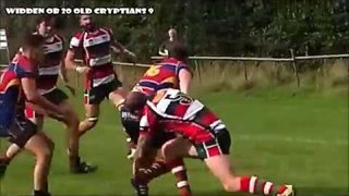 Widden Old Boys v Old Cryptians (Gloucester Division 1 & SW Cup, 2017/18)