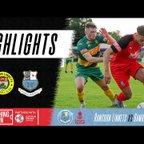 Runcorn Linnets vs Bamber Bridge | Extended HD Match Highlights