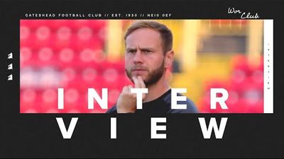 """""""It'll be the perfect game for us"""" 