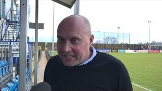 POST MATCH INTERVIEW - Chippenham Town 0-1 Oxford City