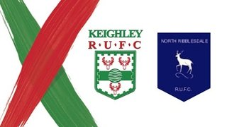 North Ribblesdale RUFC v Keighley RUFC - Highlights