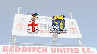 MatchDay Revealed | Redditch Utd 2-2 St. Neots