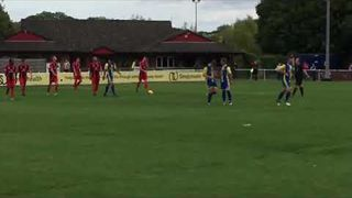 Winchester City 2 - 3 Paulton Rovers (15th September 2018)