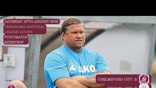 Oxford City Reaction - Rod Stringer & Robbie Willmott