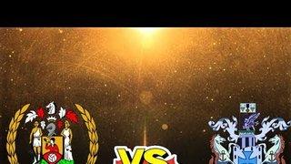 WORKINGTON REDS VS MARINE MATCH DAY HIGHLIGHTS!!!