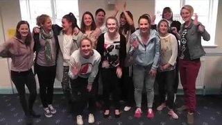The Ladies 1s 2014-15