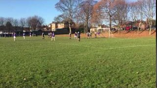 Liam free kick v Alverthorpe