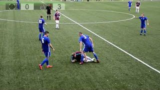 Scottish Cup Highlights - Colville Park AFC v Whitehill Welfare
