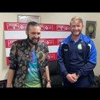 Carlton Town Vs Bedworth United | Jack Steggles Interview