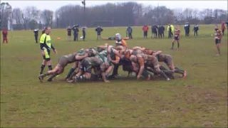 Argaum Chiefs v Torrington - January 13th 2018