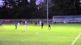 Molesey 0 vs 2 Hendon