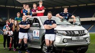 Scottish Rugby introduce Mitsubishi Motors UK as official partner