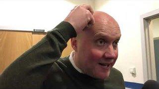 POST MATCH INTERVIEW - Oxford City 3-0 Weston-super-Mare