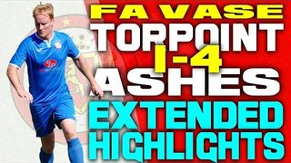 HIGHLIGHTS | Torpoint Athletic vs Saltash United (FA Vase 1st Round) 12-10-2019