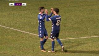 HIGHLIGHTS | Bangor City 3-0 Cardiff Met (03/02/18)