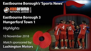 'Sports News': Eastbourne Borough 3 v 1 Hungerford Town –National League South Highlights