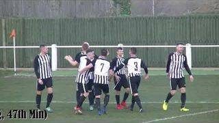 Penistone Church Vs Goole AFC