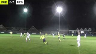 MATCH HIGHLIGHTS: Durham City 0-5 Hebburn Town