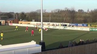Stamford 2-3 Stourbridge - 24th January 2015