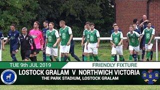 [NVTV][PRESEASON] Lostock Gralam Vs Northwich Victoria [HIGHLIGHTS]