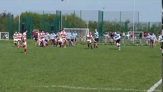 Jamies  try from a lovely move