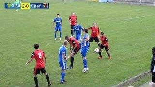 Spalding United v Sheffield FC