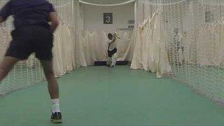18 February Oval Nets