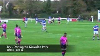 Highlights Round 12 v Darlington Mowden Park
