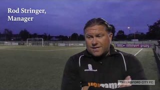 Haringey Borough (A) Reaction: Rod Stringer