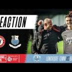 Post-match reaction with Jamie Milligan & Macauley Wilson | Longridge (A)