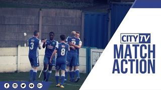 Lancaster City TV || MATCH ACTION || Vs Barwell F.C.
