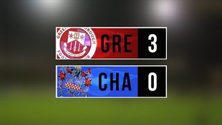 MATCH HIGHLIGHTS: Greenwich Borough vs Chatham Town