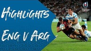 Extended Highlights: England v Argentina