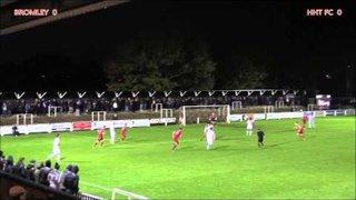 Bromlet FC Vs Hemel Hempstead Town FC