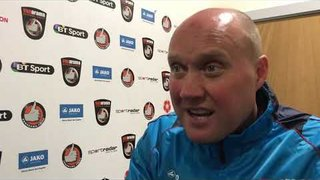 POST MATCH INTERVIEW - Oxford City 1-3 Chelmsford City