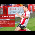 MATCH HIGHLIGHTS | Witton Albion vs Scarborough Athletic (10-Oct-20)