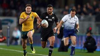 HIGHLIGHTS: All Blacks vs Australia (Eden Park)