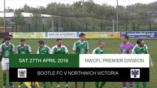 [NVTV] [NWCFL] Bootle FC v Northwich Victoria [HIGHLIGHTS]