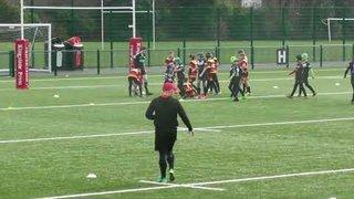 Pilkington Recs U11s v Wigan St Patricks (Highlights) 08/04/2018