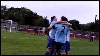 GOALS: Squires Gate 1-5 City of Liverpool (FA Cup)