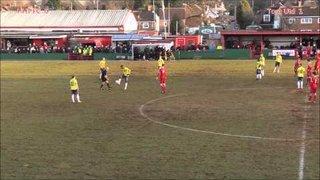 Hemel Hempstead Town FC V Torquay United FC